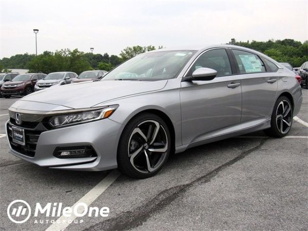 2019 Honda Accord in Westminster, MD