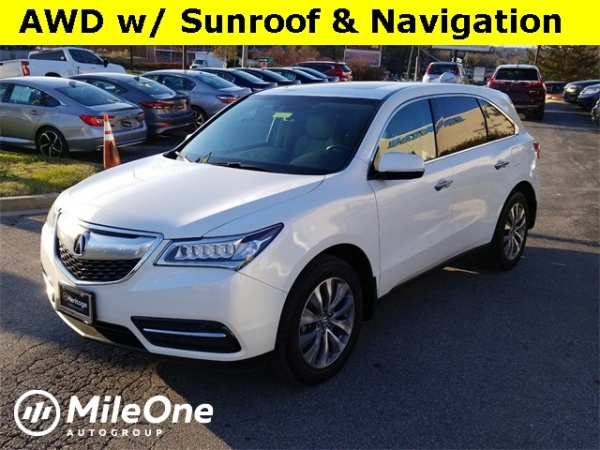 2015 Acura MDX in Westminster, MD