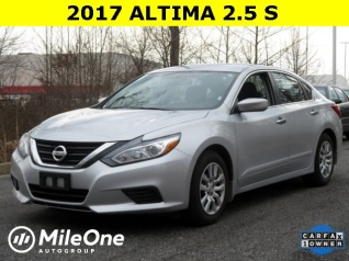 2017 Nissan Altima 2 5 S For In Fallston Md