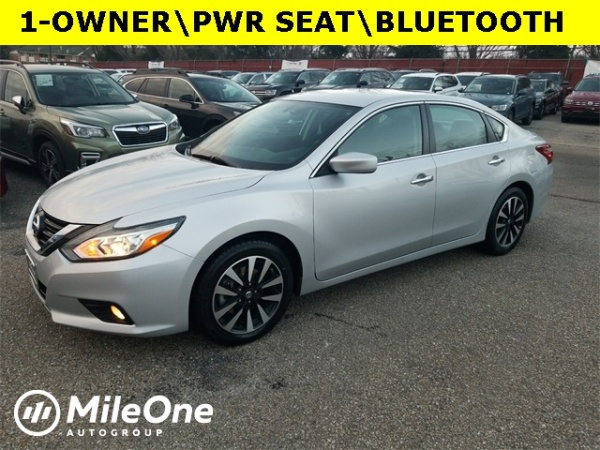 2018 Nissan Altima in Baltimore, MD