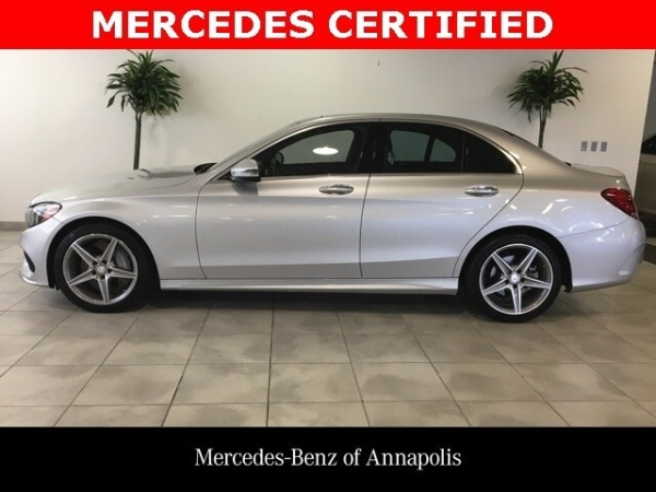 2016 Mercedes-Benz C-Class in Annapolis, MD