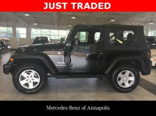 Jeeps For Sale In Md >> Used Jeep Wranglers For Sale In Annapolis Md Truecar
