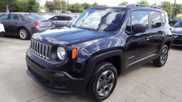 2018 Jeep Renegade