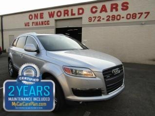 Used Audi Q For Sale In Dallas TX Used Q Listings In Dallas - Dallas audi