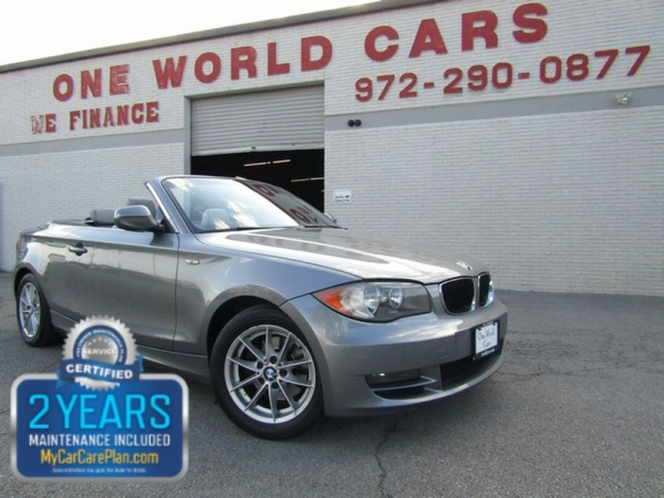 2011 BMW 1 Series in Dallas, TX
