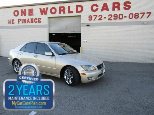 2004 Lexus IS IS 300