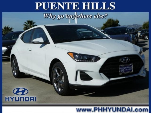 2020 Hyundai Veloster in City of Industry, CA