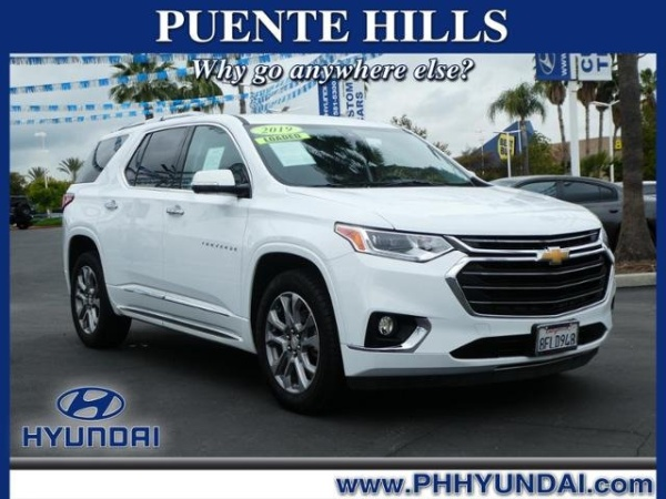 2019 Chevrolet Traverse in City of Industry, CA