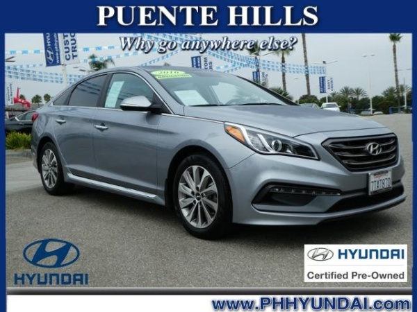 2016 Hyundai Sonata in City of Industry, CA