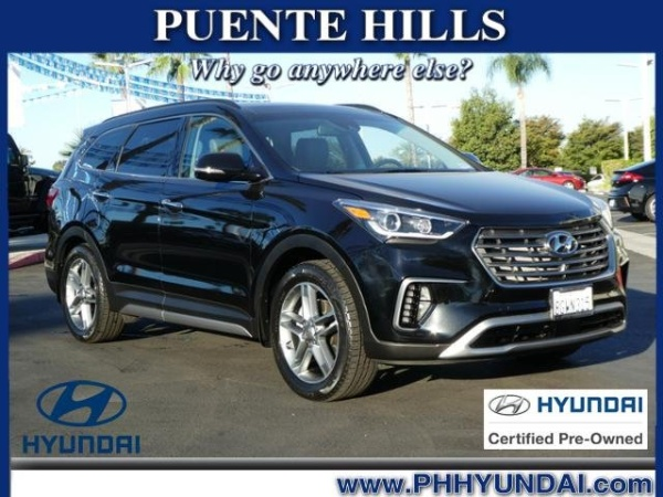 2018 Hyundai Santa Fe in City of Industry, CA