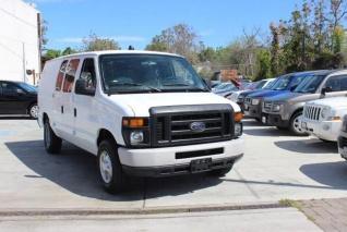 Used Ford Econoline Cargo Vans for Sale | TrueCar