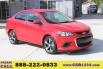 2017 Chevrolet Sonic Premier Sedan Automatic for Sale in El Cajon, CA