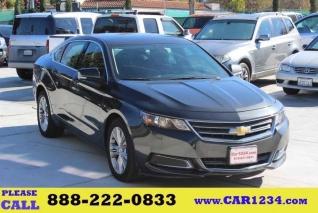 Used Chevy Impala For Sale >> Used Chevrolet Impalas For Sale In San Diego Ca Truecar