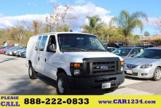 9e0fdc3d8c 2010 Ford Econoline Cargo Van E-250 Commercial for Sale in El Cajon