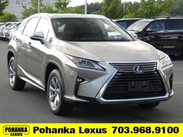 2019 Lexus RX in Chantilly, VA