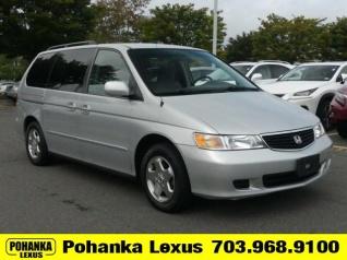 2001 Honda Odyssey EX 7 Passenger