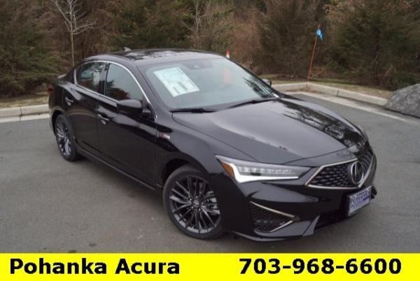 2019 Acura ILX in Chantilly, VA