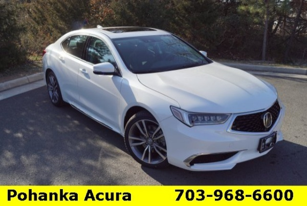 2020 Acura TLX in Chantilly, VA