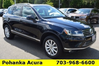 2017 Volkswagen Touareg V6 Sport With Technology >> Used 2017 Volkswagen Touaregs For Sale Truecar