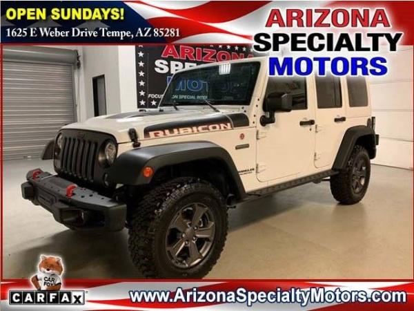 2017 Jeep Wrangler in Tempe, AZ