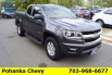 2016 Chevrolet Colorado WT Extended Cab Standard Box 2WD Manual for Sale in Chantilly, VA