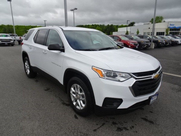 2019 Chevrolet Traverse in Dover, NH