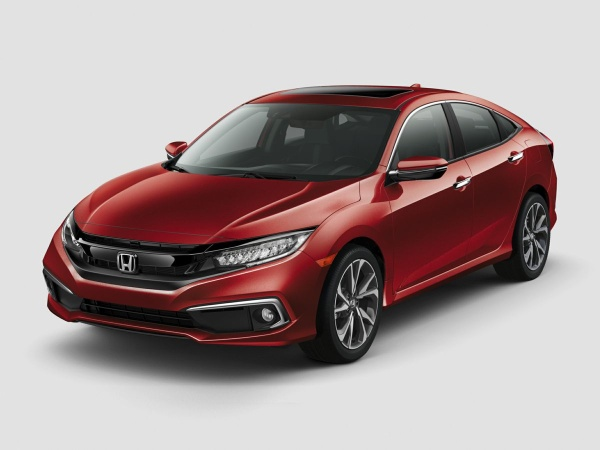 2020 Honda Civic in Dover, NH