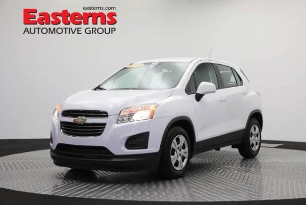 2016 Chevrolet Trax in Laurel, MD