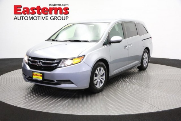 2017 Honda Odyssey in Laurel, MD