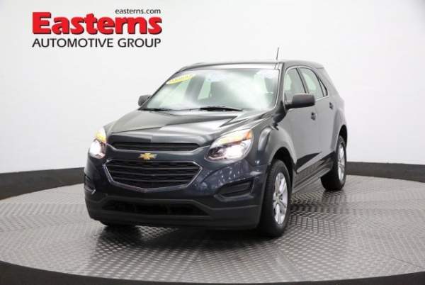 2017 Chevrolet Equinox in Temple Hills, MD