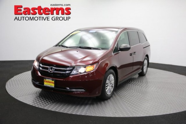 2016 Honda Odyssey in Temple Hills, MD