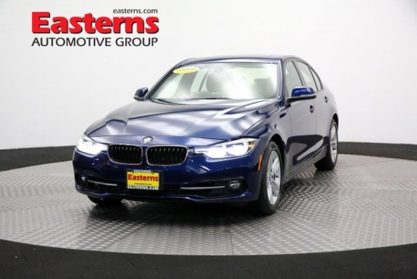 2016 BMW 3 Series in Sterling, VA