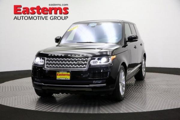 2016 Land Rover Range Rover in Sterling, VA