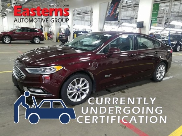 2017 Ford Fusion in Sterling, VA