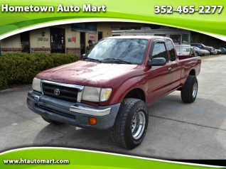 Used 2000 Toyota Tacoma PreRunner XtraCab 6.2u0027 Bed I4 RWD Automatic For  Sale In Dunnellon