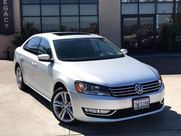 2015 Volkswagen Passat in El Cajon, CA