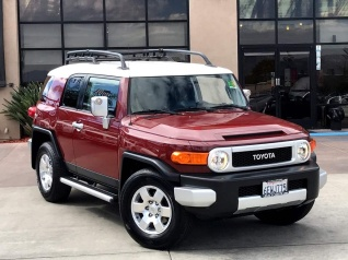 Used 2008 Toyota FJ Cruiser RWD Automatic For Sale In El Cajon, CA