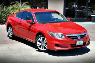 Used 2012 Honda Accord LX S Coupe I4 Automatic For Sale In El Cajon,