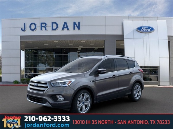 2019 Ford Escape in San Antonio, TX
