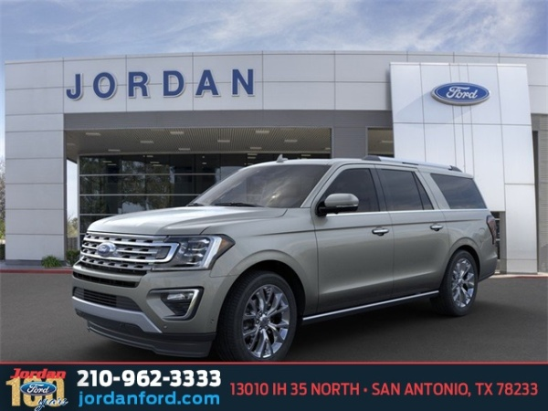 Jordan Ford San Antonio >> 2019 Ford Expedition Max Limited For Sale In San Antonio Tx