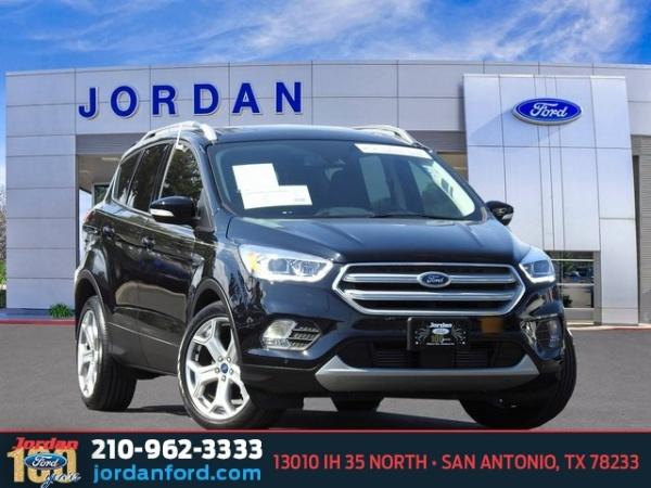 2019 Ford Escape in San Antonio, TX