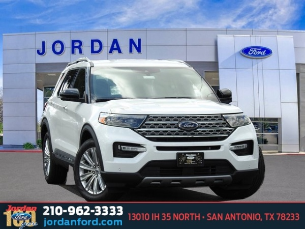 2020 Ford Explorer in San Antonio, TX