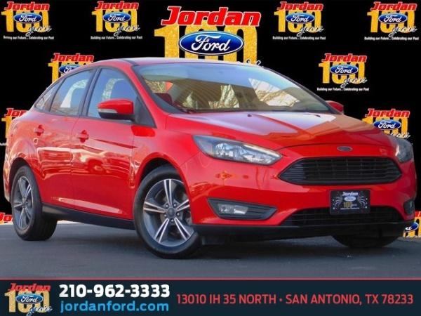 2017 Ford Focus in San Antonio, TX