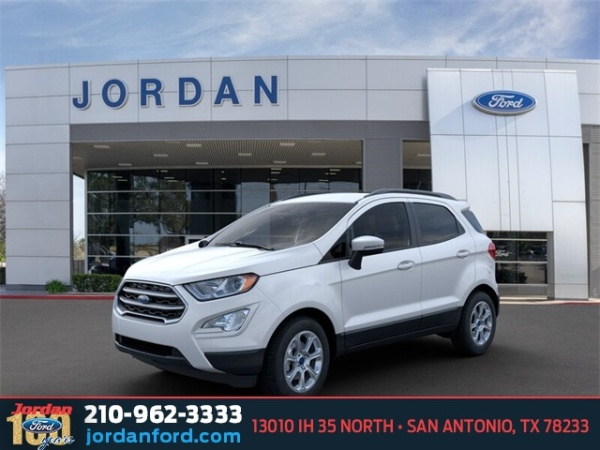 2019 Ford EcoSport in San Antonio, TX