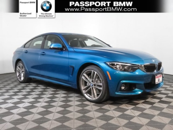 2019 BMW 4 Series 440i xDrive