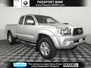 Used 2011 Toyota Tacoma Access Cab V6 4WD Manual For Sale In Marlow Heights,  MD