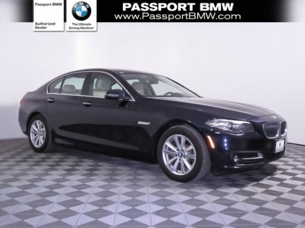 2016 BMW 5 Series in Marlow Heights, MD