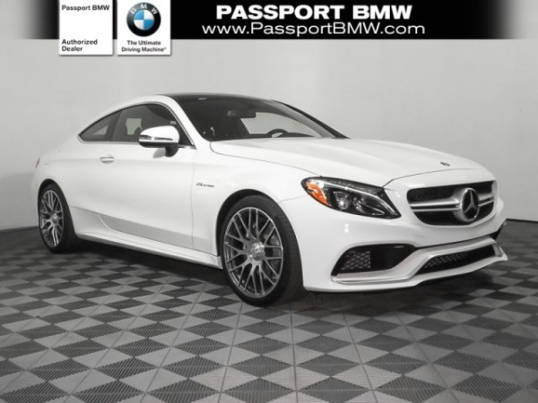 2017 Mercedes Benz C Cl 63 Amg Coupe Rwd For In Marlow