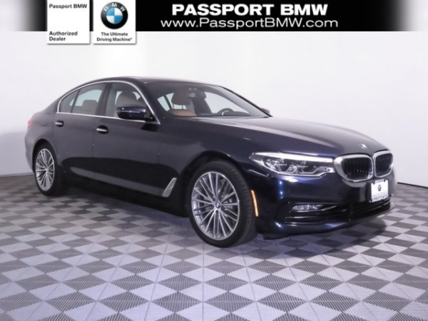 2017 BMW 5 Series in Marlow Heights, MD