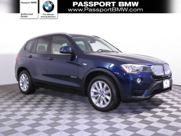 2017 BMW X3 in Marlow Heights, MD